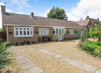 Thumbnail 3 bed detached bungalow for sale in Lilyholt Road, Benwick, March