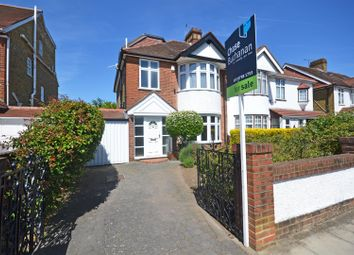 Thumbnail 4 bedroom semi-detached house for sale in Spring Grove Road, Isleworth