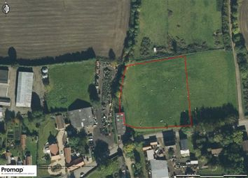 Thumbnail Land for sale in Plot 1 Moor Road, North Owersby