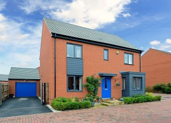 Thumbnail 3 bed detached house for sale in 10 Pantulf Close, Lawley, Telford