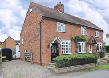 Thumbnail 2 bed terraced house for sale in Dunnington, Alcester