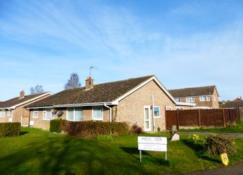 Thumbnail 3 bed semi-detached bungalow for sale in Well Side, Marks Tey, Colchester