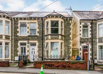 Thumbnail 3 bed end terrace house for sale in Minerva Street, Bridgend