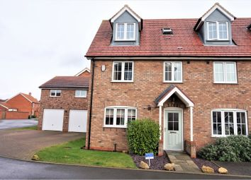 Thumbnail 5 bed semi-detached house for sale in Pasture Lane, Scartho Top