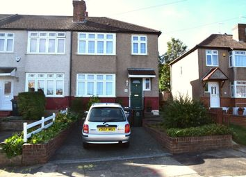 Thumbnail 3 bed semi-detached house to rent in Swaisland Road, Dartford