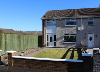 Thumbnail 3 bed terraced house for sale in Forthill Drive, Newtownabbey