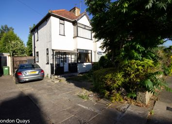 Thumbnail 3 bed semi-detached house to rent in Northumberland Avenue, Hornchurch