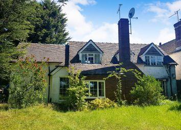 Thumbnail 3 bed detached house for sale in Baveney Lane, Cleobury Mortimer, Kidderminster