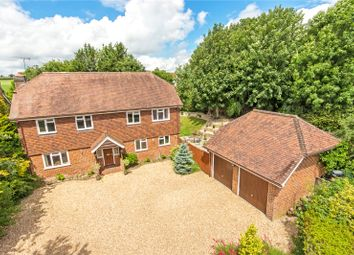 Thumbnail 5 bedroom detached house for sale in Waltham Close, Droxford, Southampton