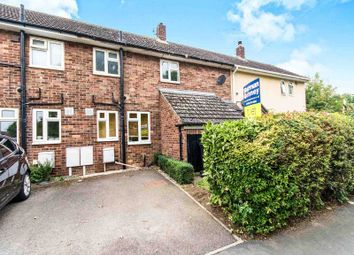 Thumbnail 2 bedroom terraced house for sale in Parker Road, Wittering, Peterborough