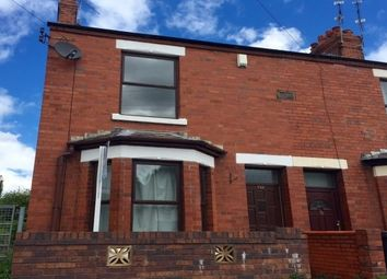 Thumbnail 2 bed end terrace house to rent in High Street, Saltney, Chester