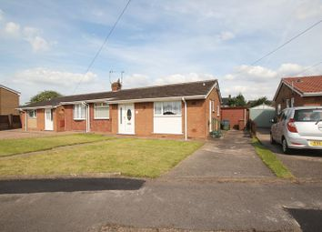 Thumbnail 2 bed semi-detached bungalow to rent in Monkton Close, Cottingham