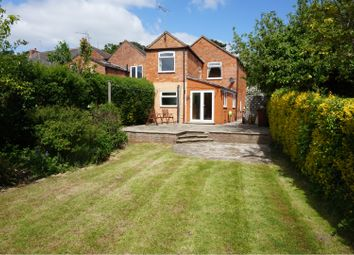 Thumbnail 3 bed detached house for sale in Electric Station Road, Sleaford
