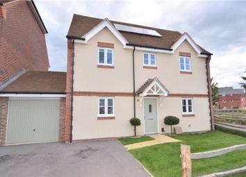 Thumbnail 4 bed detached house to rent in Swift Fields, Jennett's Park, Bracknell