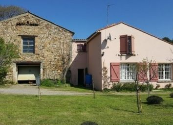 Thumbnail 3 bed country house for sale in Fouzilhon, Languedoc-Roussillon, 34480, France