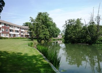 Thumbnail 2 bed flat to rent in Mole House, Kingfisher Close, Hersham, Walton-On-Thames, Surrey