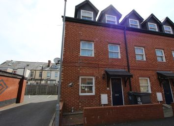Thumbnail 4 bed end terrace house to rent in Castlegate, Blackpool