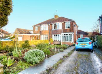 Thumbnail 3 bedroom semi-detached house for sale in Alfreton Road, Sutton-In-Ashfield