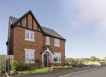 Thumbnail 4 bed detached house for sale in Southam Grange, Southam