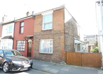 Thumbnail 3 bedroom end terrace house for sale in Knox Road, Portsmouth