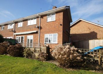 Thumbnail 3 bed end terrace house for sale in Ashmead, Bordon