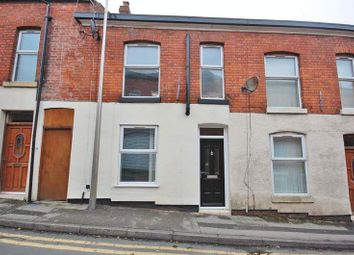 Thumbnail 3 bed terraced house to rent in Church Street, Marple, Stockport