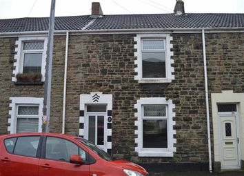 Thumbnail 2 bedroom terraced house for sale in Courtney Street, Swansea