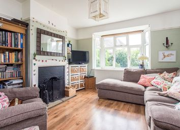 Thumbnail 3 bed terraced house for sale in The Crescent, New Malden