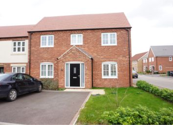 Thumbnail 4 bedroom detached house for sale in Kendle Road, Swaffham