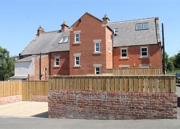 Thumbnail 2 bed flat for sale in The Penthouse, The Old Co-Op, Clara Vale, Northumberland.