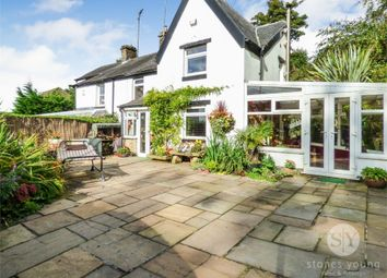 Thumbnail 3 bed cottage for sale in Knowsley Road, Wilpshire, Blackburn, Lancashire