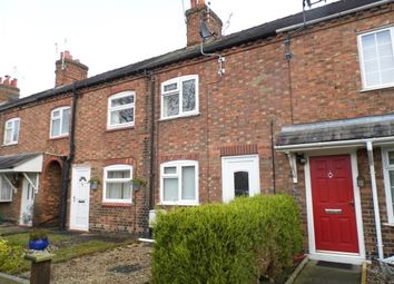 Thumbnail 2 bed terraced house to rent in Heath Bank Cottages, Birchin Lane, Nantwich