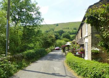 Thumbnail 2 bedroom terraced house for sale in Clough Lane, Little Hayfield, Derbyshire