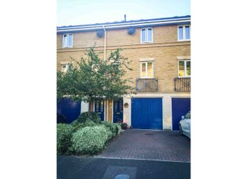 Thumbnail 3 bed town house for sale in Applecross Close, Rochester