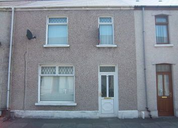 Thumbnail 2 bedroom terraced house to rent in Gladys Street, Aberavon, Port Talbot, Neath Port Talbot.