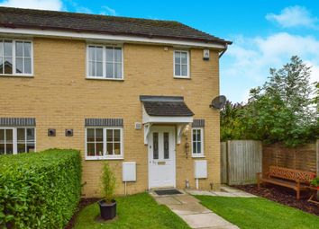 Thumbnail 3 bedroom semi-detached house for sale in Bertram Close, New Bradwell, Milton Keynes