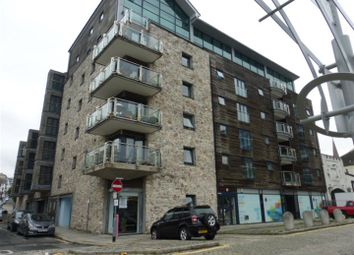 Thumbnail 2 bed flat for sale in Vauxhall Street, Plymouth