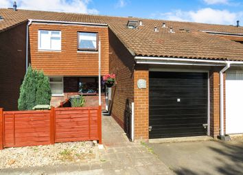 Thumbnail 2 bed terraced house for sale in Crosslands, Stantonbury, Milton Keynes