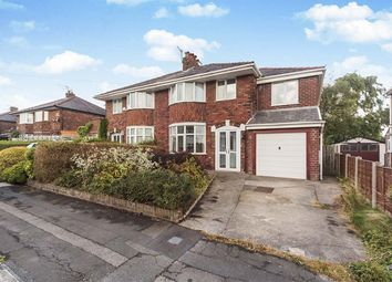 Thumbnail 5 bedroom semi-detached house for sale in West End, Penwortham, Preston