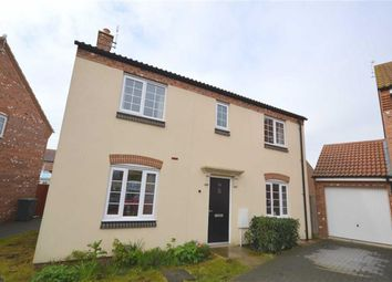 Thumbnail 3 bed property for sale in Poppy Road, Witham St Hughs, Lincoln