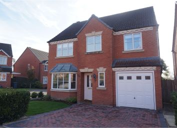 Thumbnail 5 bed detached house for sale in Keelton Close, Shrewsbury