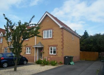 Thumbnail 2 bedroom semi-detached house to rent in Gaulden Grove, Pontprennau, Cardiff