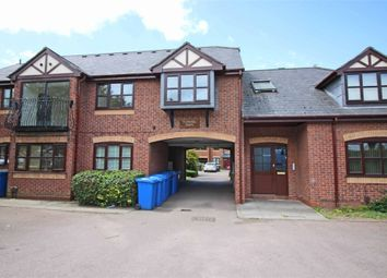 Thumbnail 3 bed flat for sale in Chestnut Court, Kettlebrook Road, Tamworth, Staffordshire