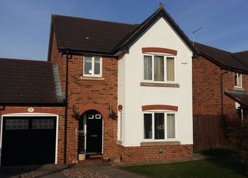 Thumbnail 3 bed link-detached house for sale in Kirkharle Drive, Pegswood, Morpeth