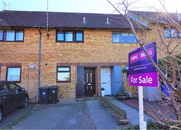 Thumbnail 2 bed terraced house for sale in Loompits Way, Saffron Walden