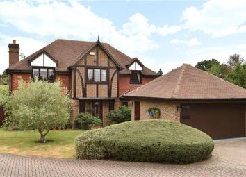 Thumbnail 5 bed detached house for sale in Northwick, Eversley, Hook