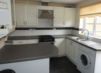 Thumbnail 3 bed terraced house to rent in Woodrush Way, Romford