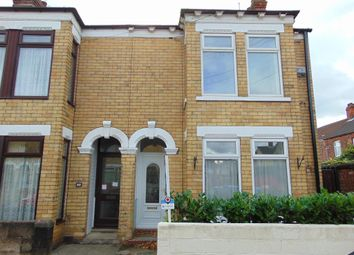 Thumbnail 3 bed end terrace house for sale in Dryden Street, Westcott Street, Hull