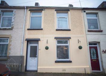 Thumbnail 2 bed terraced house for sale in Garn Terrace, Waun-Lwyd