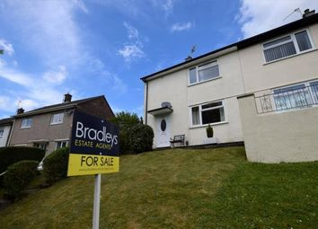 Thumbnail 2 bed end terrace house for sale in Southway Drive, Plymouth, Devon
